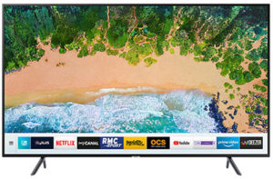 TV samsung 75 pouces black friday promotion