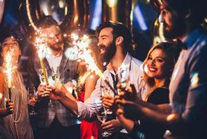réussir sa soirée du nouvel an