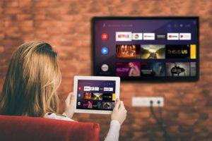 configurer sa box android tv