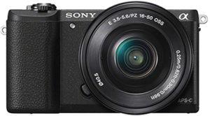 appareil photo hybride Sony Alpha 5100