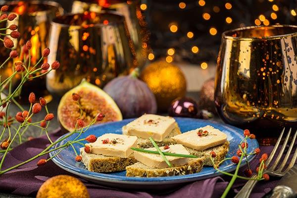 buffet saint sylvestre nouvel an
