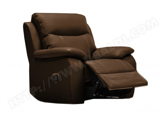 Fauteuil Relaxation EUROPE FIONA fauteuil relax brun
