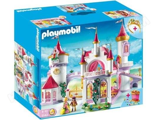 Chateau Princesse Playmobil pas cher - Vente Jouet Playmobil