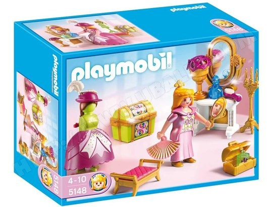 PLAYMOBIL - Salon de beaute de princesse