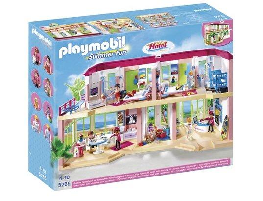 Playmobil 5265 - Grand hôtel