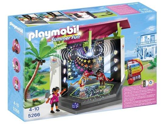 Playmobil 5266 - Club enfants avec piste de danse