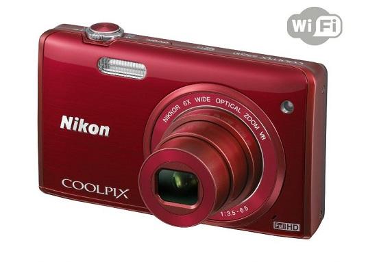 Nikon COOLPIX S5200