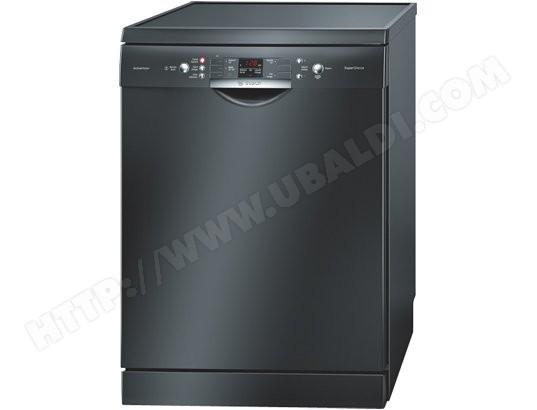 Lave vaisselle 60 cm BOSCH SMS53M56FF