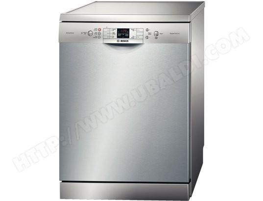 Lave vaisselle 60 cm BOSCH SMS53M58FF