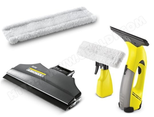 Pack promo Karcher WC 50 plus