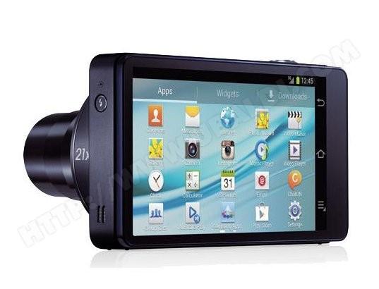 Appareil photo numérique compact SAMSUNG Galaxy Camera 3G WiFi noir