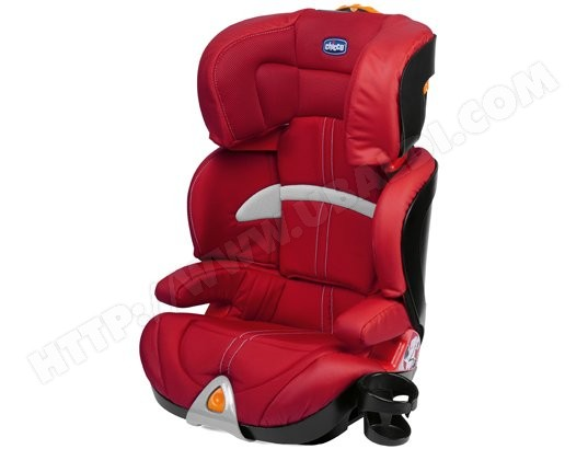 Siège auto groupe 2/3 CHICCO Oasys red