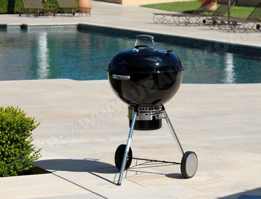 Barbecue charbon WEBER One Touch Premium 57cm