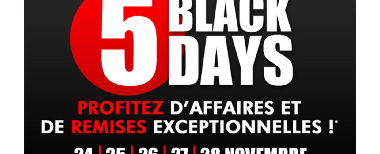 2016 Ubaldi black days