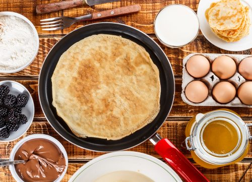 crepiere tefal crepes party