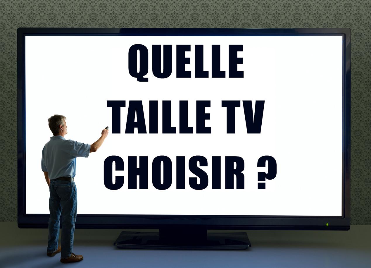 TV 4K ou Full HD : Quelle taille TV choisir pour son salon ?