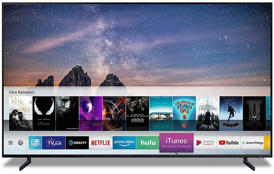 os tizen smart tv samsung