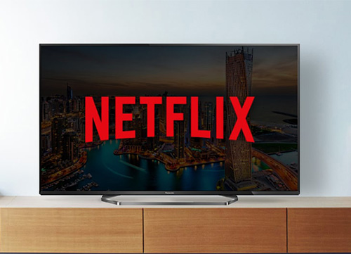 smart tv netflix