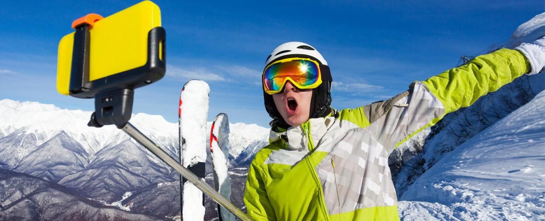 Filmer au ski avec quel appareil ?
