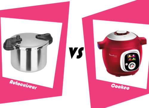 Cocotte Minute ou cookeo ?