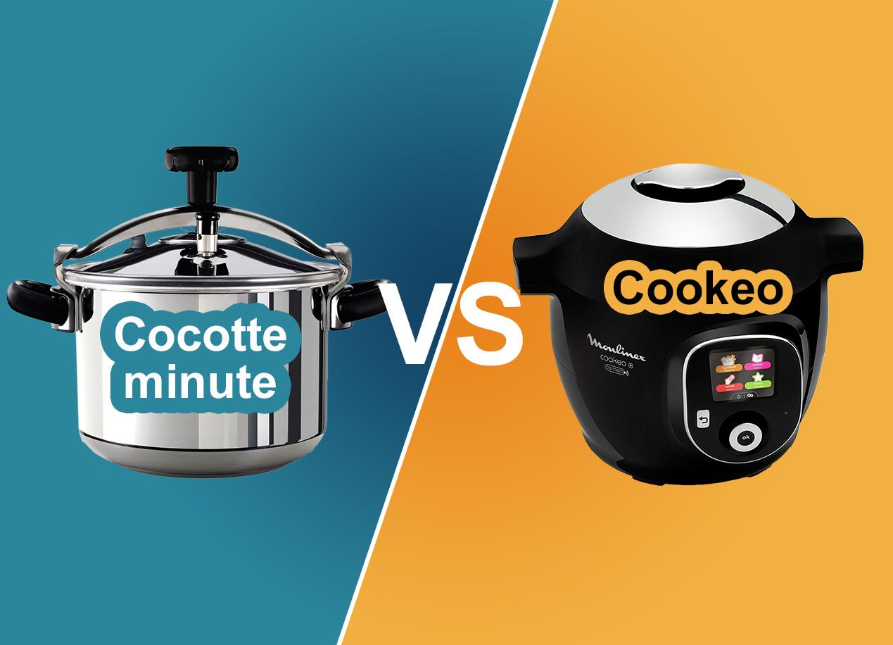 Difference Entre Cookeo Et Autocuiseur aucocuiseur (cocotte minute) ou cookeo ? comment choisir ?