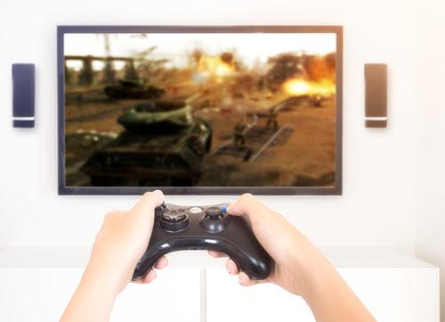 Quel TV choisir pour jeux Vidéos ?