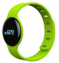 montre podomètre vert yonis
