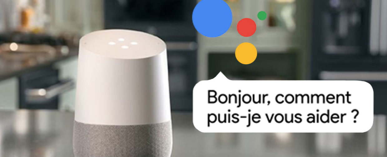 à quoi sert google home et assistants vocaux