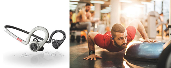 Casque Back Beat Fit de Plantronics