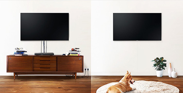 comment fixer sa tv au mur guide complet et conseils. Black Bedroom Furniture Sets. Home Design Ideas