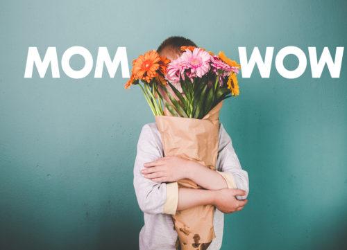 Bonne fete Maman Bouquet de fleurs