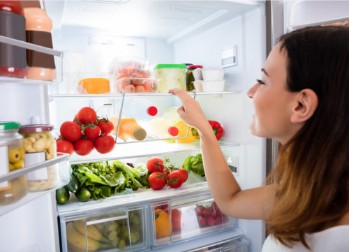 ranger son réfrigérateur