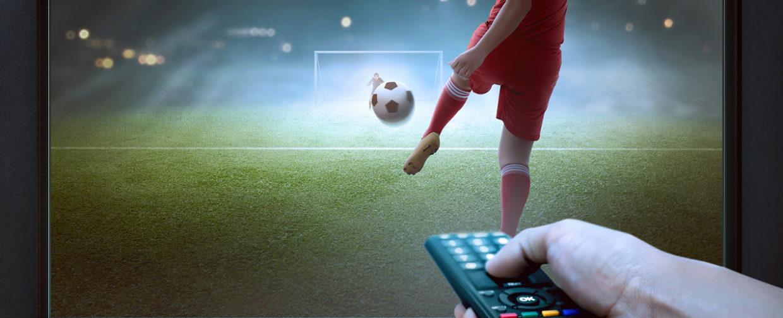 mode sport : réglage TV pour regarder le sport
