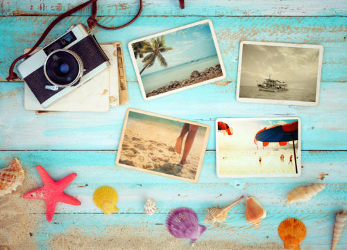 conseils pour prendre de belles photos à la plage