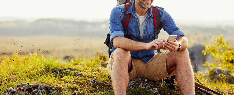 les applications mobiles pour randonnées