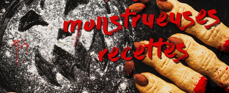 idées recettes halloween épouvante
