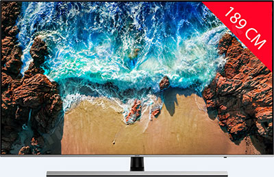 tv samsung grande taille 75 pouces