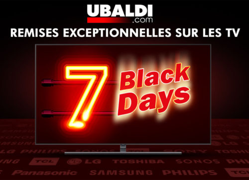 Black Friday TV 2018 prix pas cher
