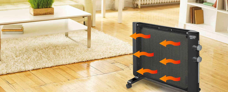 Choisir un radiateur d'appoint