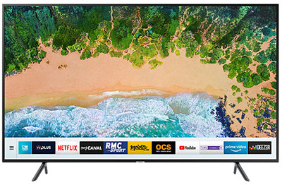 TV samsung 75 pouces black friday promotion
