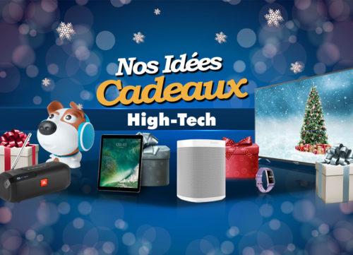 idées cadeaux noel 2018 ubaldi high tech