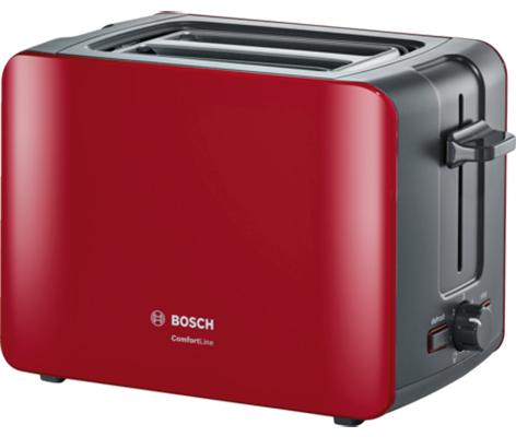 grille pain bosch rouge