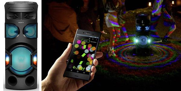 Enceinte de fete Sony MHC-V71D