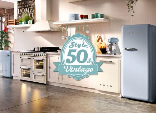 cuisine et electromenager vintage