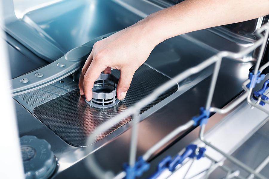 nettoyer filtre lave vaisselle