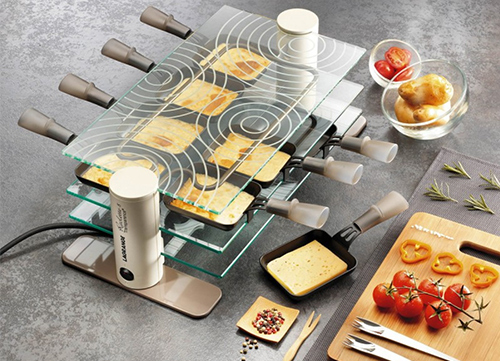 appareils cuisson conviviale