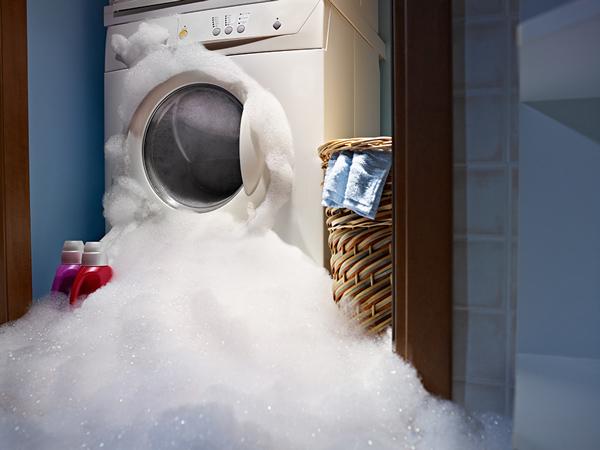 machine a laver mousse