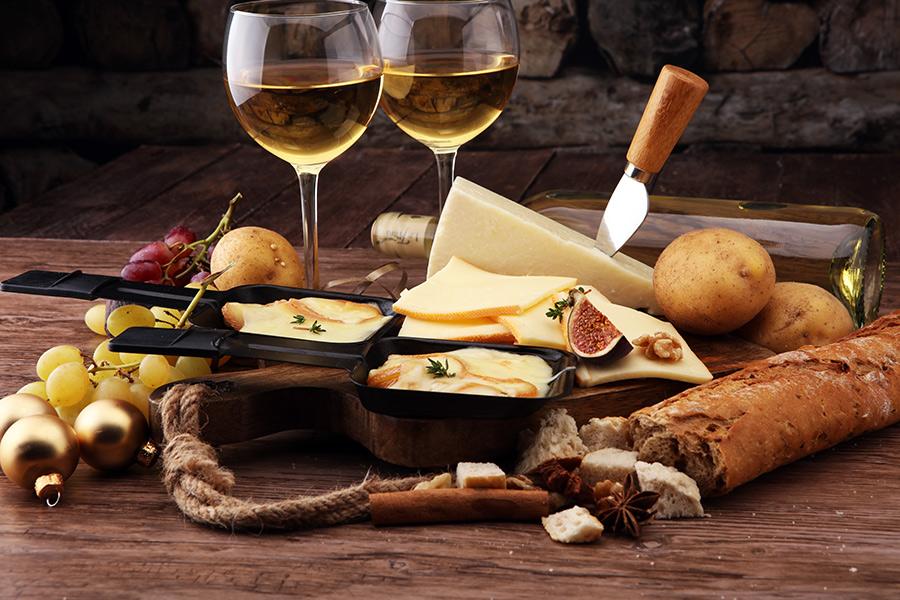 quel vin pour accompagner la raclette ?
