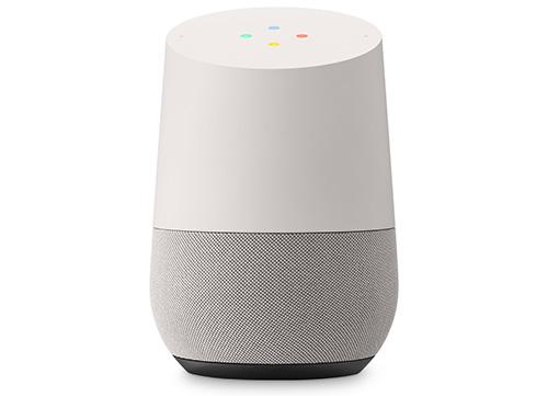 Assistant vocal Google Home