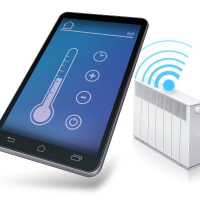 connecter son chauffage pour réguler la température à distance
